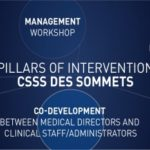 Supporting Co-Management in Health Care Institutions (5/5)
